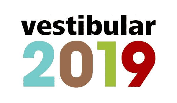 Inscrição Vestibular 2019